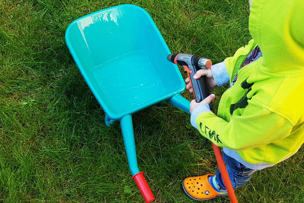 Bosch speelgoed tuingereedschap voor kinderen